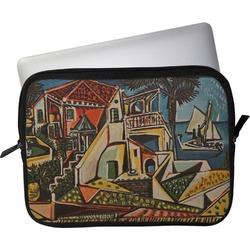 "Mediterranean Landscape by Pablo Picasso Laptop Sleeve / Case - 13"""