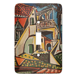 Mediterranean Landscape by Pablo Picasso Light Switch Covers
