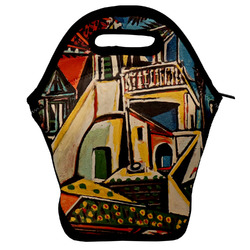 Mediterranean Landscape by Pablo Picasso Lunch Bag