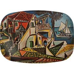 Mediterranean Landscape by Pablo Picasso Melamine Platter
