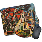 Mediterranean Landscape by Pablo Picasso Mouse Pads