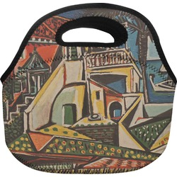 Mediterranean Landscape by Pablo Picasso Lunch Bag