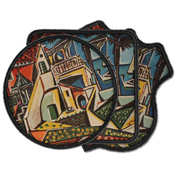 Mediterranean Landscape by Pablo Picasso Iron on Patches