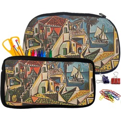 Mediterranean Landscape by Pablo Picasso Pencil / School Supplies Bag