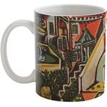 Mediterranean Landscape by Pablo Picasso Coffee Mug