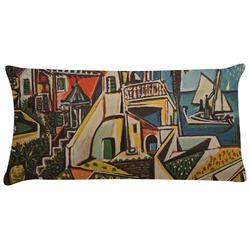 Mediterranean Landscape by Pablo Picasso Pillow Case