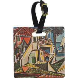 Mediterranean Landscape by Pablo Picasso Luggage Tags