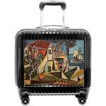 Mediterranean Landscape by Pablo Picasso Pilot / Flight Suitcase
