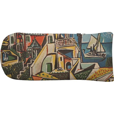 Mediterranean Landscape by Pablo Picasso Putter Cover