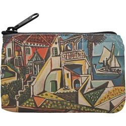 Mediterranean Landscape by Pablo Picasso Rectangular Coin Purse
