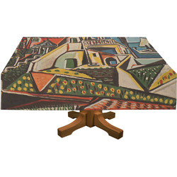 Mediterranean Landscape by Pablo Picasso Tablecloth