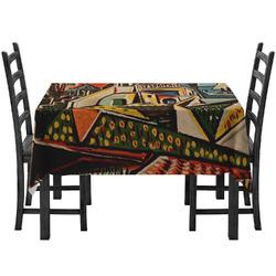 Mediterranean Landscape by Pablo Picasso Tablecloth