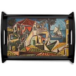 Mediterranean Landscape by Pablo Picasso Wooden Trays