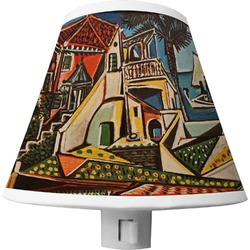 Mediterranean Landscape by Pablo Picasso Shade Night Light