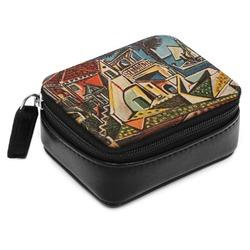 Mediterranean Landscape by Pablo Picasso Small Leatherette Travel Pill Case
