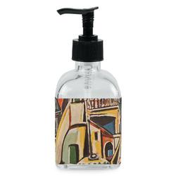 Mediterranean Landscape by Pablo Picasso Soap/Lotion Dispenser (Glass)