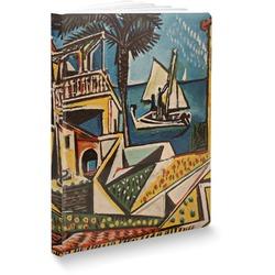Mediterranean Landscape by Pablo Picasso Softbound Notebook