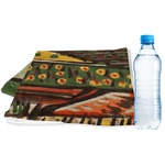 Mediterranean Landscape by Pablo Picasso Sports & Fitness Towel