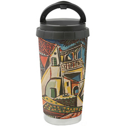 Mediterranean Landscape by Pablo Picasso Stainless Steel Coffee Tumbler