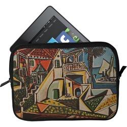 Mediterranean Landscape by Pablo Picasso Tablet Case / Sleeve