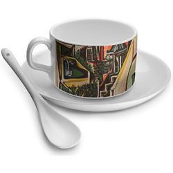 Mediterranean Landscape by Pablo Picasso Tea Cup - Single