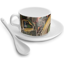 Mediterranean Landscape by Pablo Picasso Tea Cup - Single