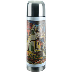 Mediterranean Landscape by Pablo Picasso Stainless Steel Thermos