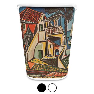 Mediterranean Landscape by Pablo Picasso Waste Basket
