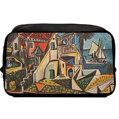 Mediterranean Landscape by Pablo Picasso Toiletry Bag / Dopp Kit