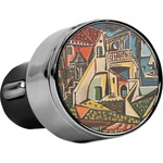 Mediterranean Landscape by Pablo Picasso USB Car Charger