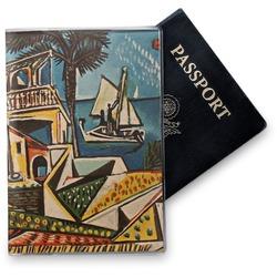 Mediterranean Landscape by Pablo Picasso Vinyl Passport Holder