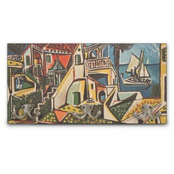 Mediterranean Landscape by Pablo Picasso Wall Mounted Coat Rack
