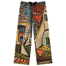 Mediterranean Landscape by Pablo Picasso Womens Pajama Pants - XL
