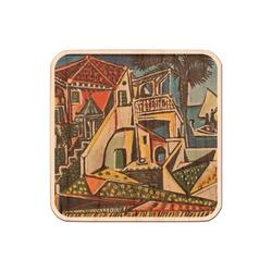 Mediterranean Landscape by Pablo Picasso Genuine Wood Sticker