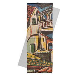 Mediterranean Landscape by Pablo Picasso Yoga Mat Towel