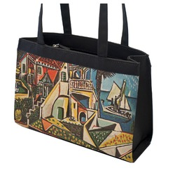 Mediterranean Landscape by Pablo Picasso Zippered Everyday Tote