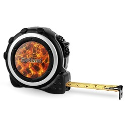 Fire Tape Measure - 16 Ft (Personalized)