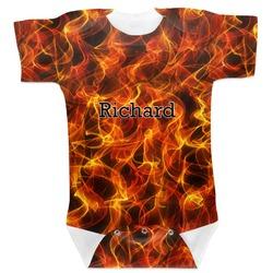 Fire Baby Bodysuit (Personalized)