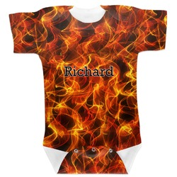 Fire Baby Bodysuit (Personalized)