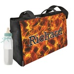 Fire Diaper Bag (Personalized)