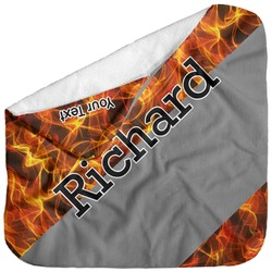 Fire Baby Hooded Towel (Personalized)