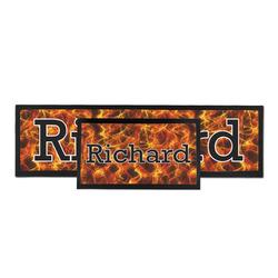 Fire Bar Mat (Personalized)