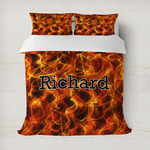 Fire Duvet Covers (Personalized)