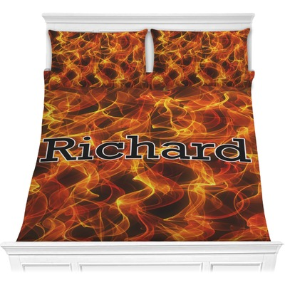 Fire Comforters (Personalized)
