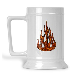 Fire Beer Stein (Personalized)