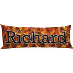 Fire Body Pillow Case (Personalized)