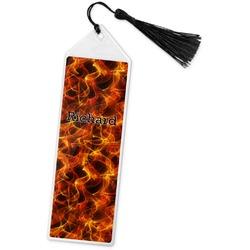 Fire Book Mark w/Tassel (Personalized)