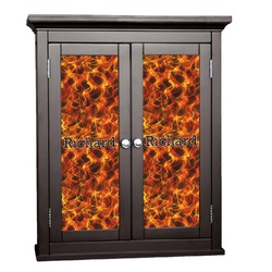 Fire Cabinet Decal - Custom Size (Personalized)