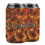 Fire Can Cooler (12 oz) w/ Name or Text