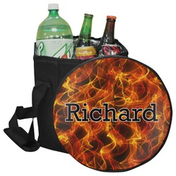 Fire Collapsible Cooler & Seat (Personalized)